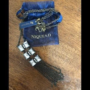 NWT long necklace from Niquea.D